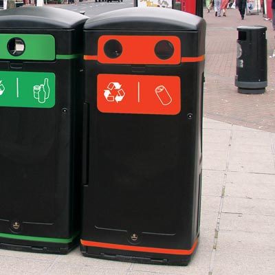 Grampian™ Can Recycling Housing