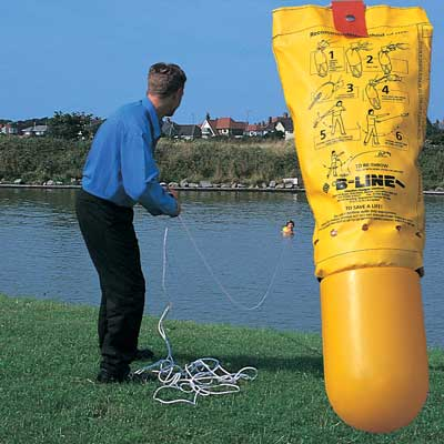 B-Line™ Water Rescue Device