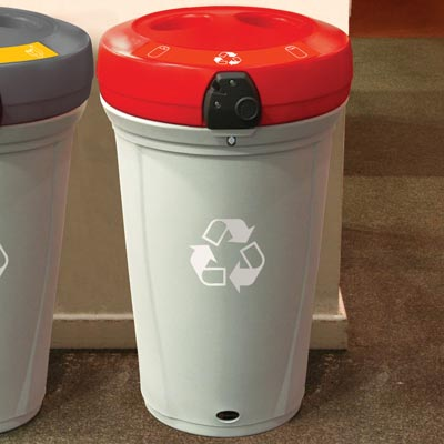 Nexus® 130 Can Recycling Bin